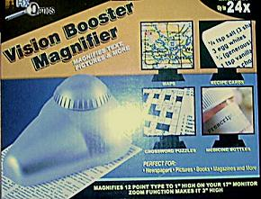 Versatile On-Screen Magnifier
