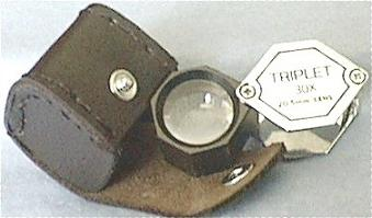 Loupe and Pouch