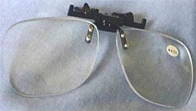 Clip-On Lenses