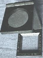 Linen Count Magnifier With Metered Base