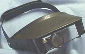 Magnifier Head Visor
