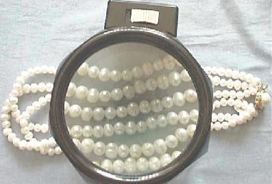 Illuminated 5X Magnifier
