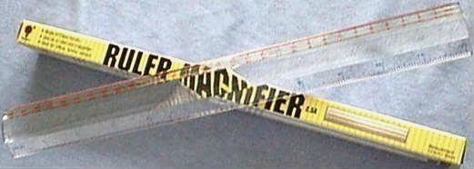 Ruler Magnifier