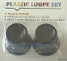 Carded Monoculars