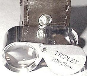 20X Chrome Triplet