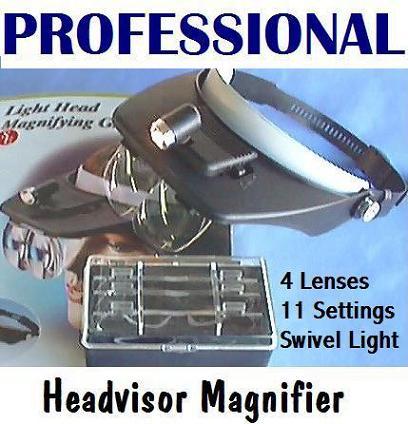 Headvisor Magnifier
